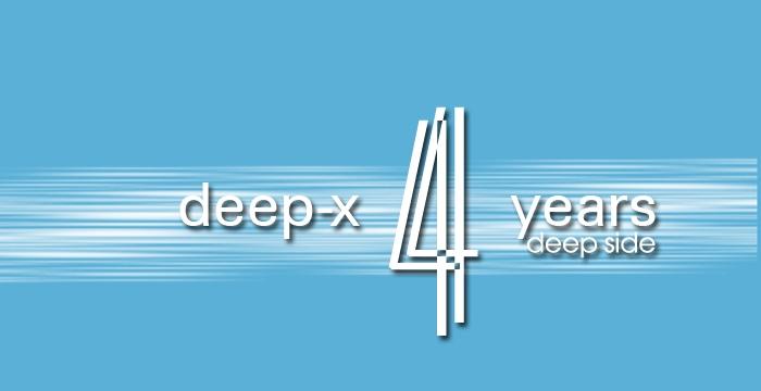 Various Artists – Deep-X 4 Years: Deep Side [deepx149]