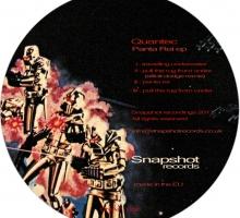 Quantec – Panta Rei EP (Snapshot Records UK)