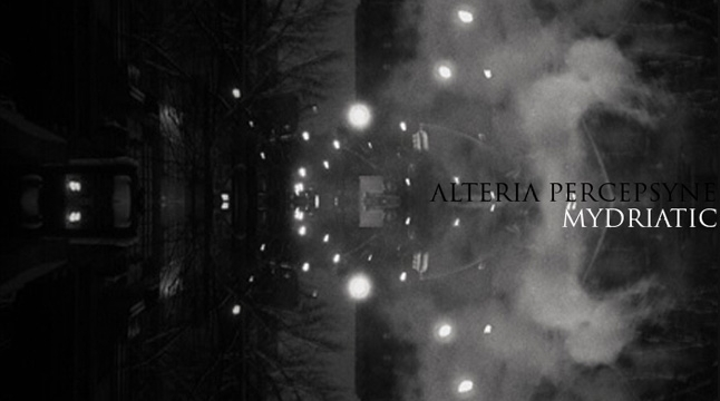 [Release] Alteria Percepsyne – Mydriatic LP