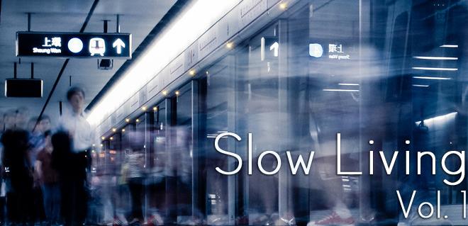 [Preview] Drift Deeper Presents: VA – Slow Living Vol. 1