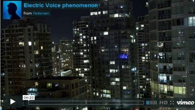 [Video] Federsen – Electric Voice Phenomenon