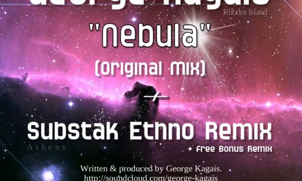 [Release] George Kagais – Nebula EP