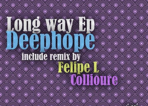 [Release] Deephope – Long Way EP (Inusual Series 014)