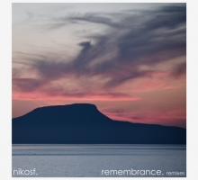[Release] Nikosf. – Remembrance Remixes EP (Etoka Records)