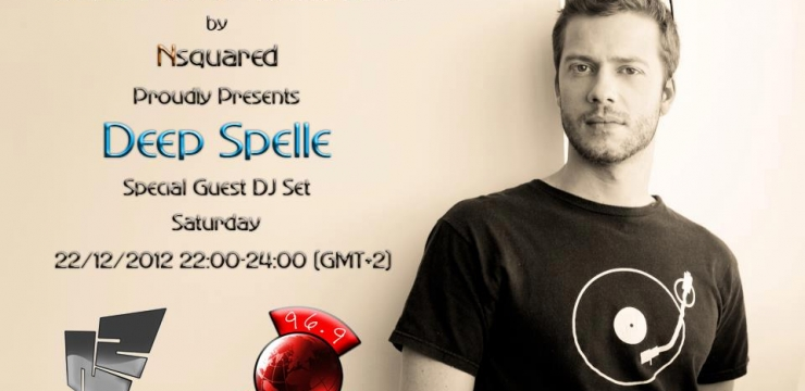 [Mix] Deep Spelle Guest Mix – Beat Me Up Sessions 2012/12/22