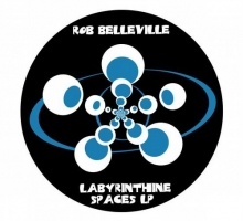 [Release] Rob Belleville – Labyrinthine Spaces LP (FLFL15)