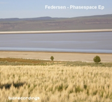 [Preview] Federsen – Phasespace EP