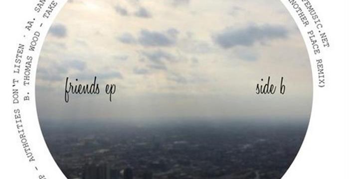[Vinyl Release] Andaloop, Santiago, Thomas Wood – Friends EP
