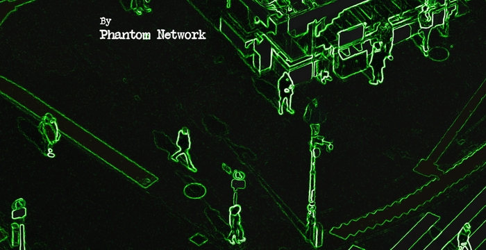 [Dub Techno Release] Phantom Network – Ghost Data EP