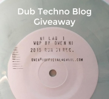 Exclusive NILAB01 (Owen Ni) Vinyl Giveaway, Enter Now!
