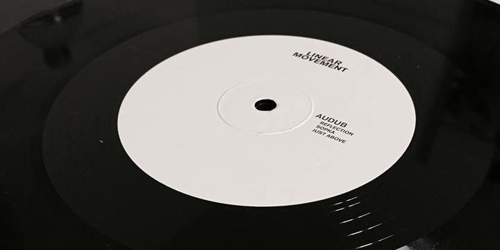 Audub – Reflection EP Vinyl Giveaway