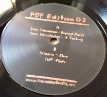 FDF EDITION 02 – LTD. 12″ (FREUND DER FAMILIE)