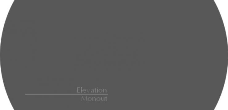 Monout - Elevation