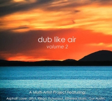 Various – Dub Like Air Volume 2 (DDR023)