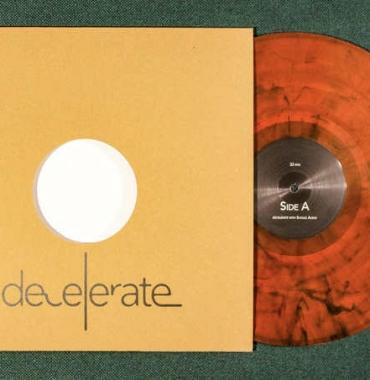 VINYL GIVEAWAY – Decelerate with Schulz Audio [Limited Vinyl]