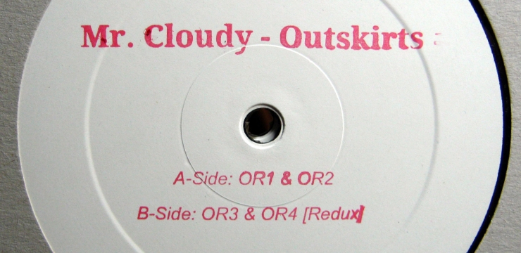 Mr. Cloudy – Outskirts / Skala Records 002 / Vinyl 12″