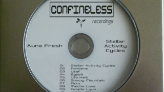 Aura Fresh Conf003 CD Cover
