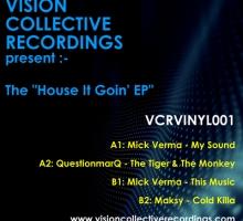 [Release] VA – House It Goin' EP (VCRVINYL001)