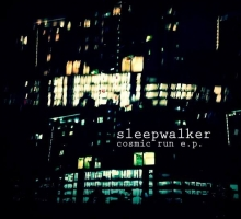 [Dub Techno Release] Sleepwalker – Cosmic Run EP