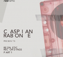 Caspian Rabone Presents Rednetic Recordings Part One